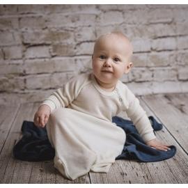 Merino pyjama-slaapzakje 0-6 maanden/6-12 maanden