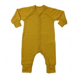 Merino wollen pyjama-kruippakje