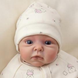 Babymutsje Lili organisch katoen